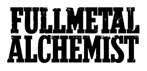 Logo Full Metal Alchemist