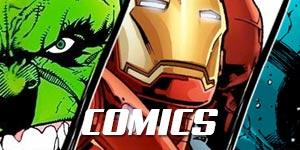 Produits Univers Comics